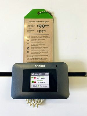 CRICKET TURBO HOTSPOT for Sale in White Hall, AR