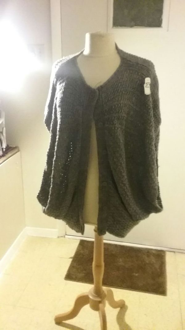 Sweater, jacket and hoodie women size medium