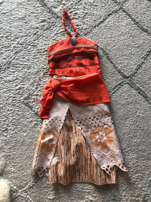 Moana costume 7/8 for Sale in Bakersfield, CA