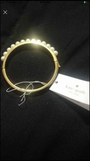 Kate spade pearl bracelet♠️♠️♠️ for Sale in Hemet, CA