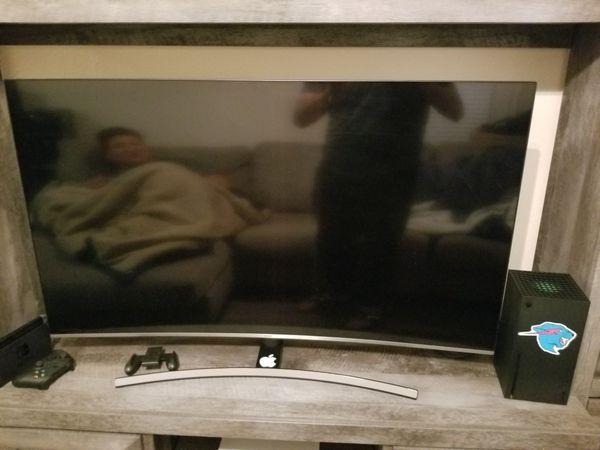 Samsung 55 inch Curved 4K Premium TV