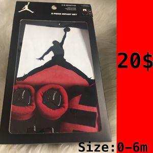 New Jordan Infant for Sale in Houston, TX