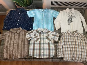 3T Boy Button Ups for Sale in Frederick, MD