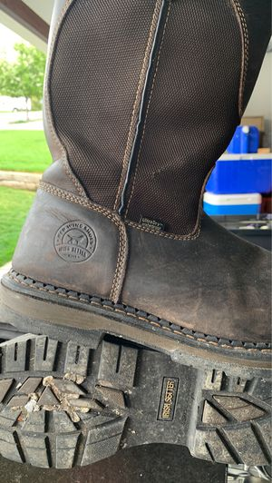 IRISH SETTER work boots for Sale in Layton, UT