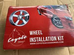 New Chrome Wheel Studs for Sale in Columbus, OH