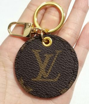 Reporposed monogram keychain key ring for Sale in Austin, TX