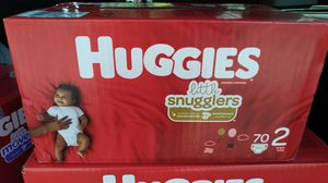 Huggies diapers size 2 70ct for Sale in Columbus, OH