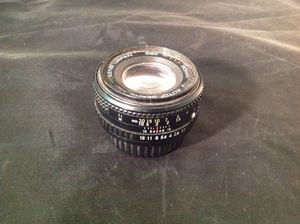 Sears Pentax K 50mm Focal Lens for Sale in Catonsville, MD