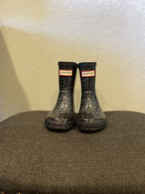Hunter Rain Boots-Toddlers 5UK/6US for Sale in Vallejo, CA