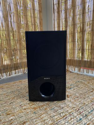 Sony SS-WS95 Home Theater Surround Sound Subwoofer Speaker for Sale in Redlands, CA
