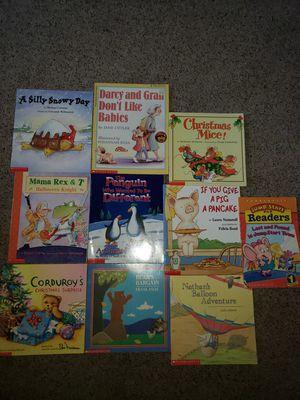 10 SCHOLASTIC BOOKS for Sale in Columbia, SC