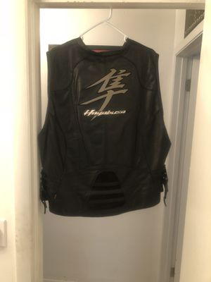 Motorcycle Protective Vest Hayabusa for Sale in Tampa, FL