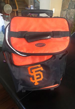 SF GIANTS ICE COOLER/ back pack for Sale in Ripon, CA