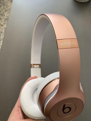 Beats Solo 3 Wireless Headphones for Sale in Denver, CO