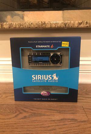 NEW! Sirius Satellite Radio Starmate 4 ST4-TK1 for Sale in Chicago, IL