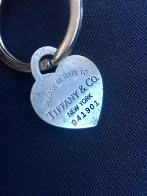 Tiffany & Co just the heart for Sale in Rancho Santa Margarita, CA