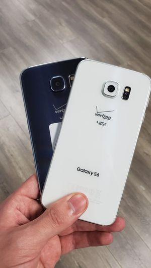 Galaxy S6 Unlocked 32GB tmobile metro att cricket for Sale in Garland, TX