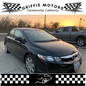 2009 HONDA CIVIC for Sale in Exeter, CA