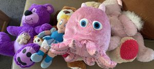 Stuffed animals lot/ Bears, Disney, etc. for Sale in Long Beach, CA