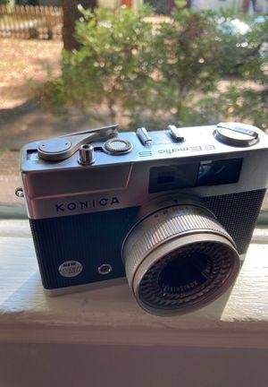 Konica EE Matic S rangefinder 35mm film camera for Sale in Atlanta, GA