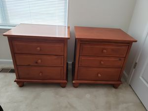 Solid wood Master Bedroom set for Sale in White Plains, MD