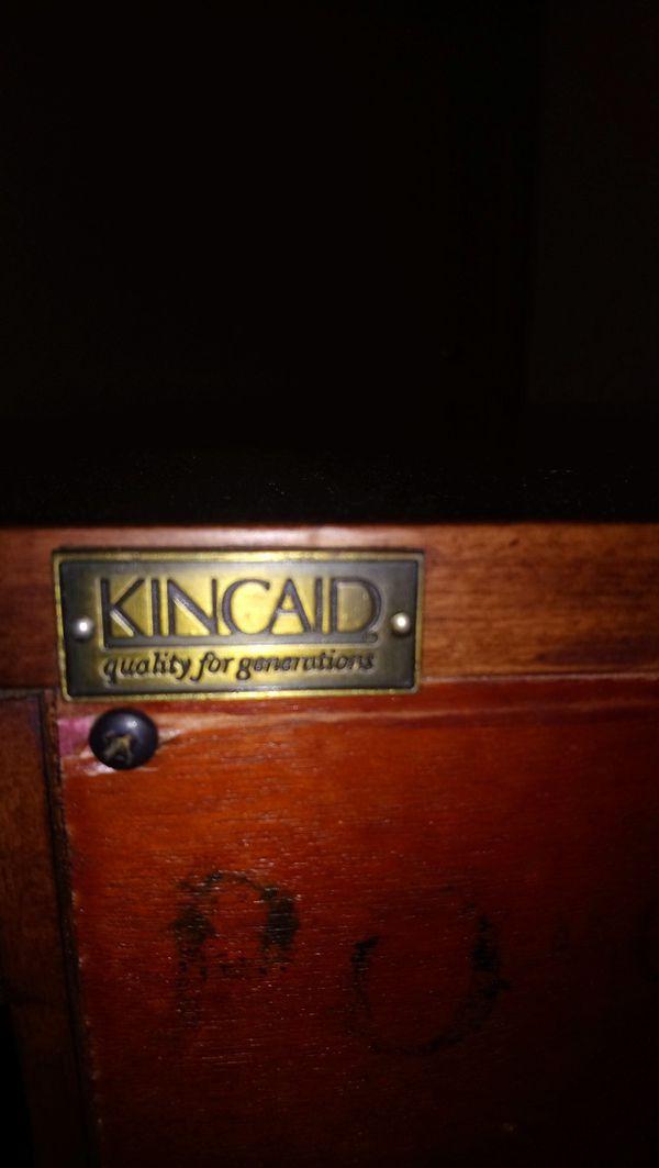 Kincaid TV entertainment stand $280