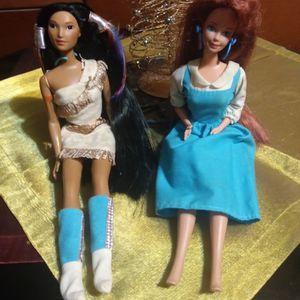 Vintage Character Barbie Dolls for Sale in Belleville, IL