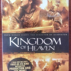 Kingdom Of Heaven DVD for Sale in Phoenix, AZ