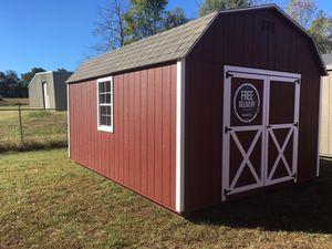 12x16 Lofted Storage Shed for Sale in Mount Juliet, TN