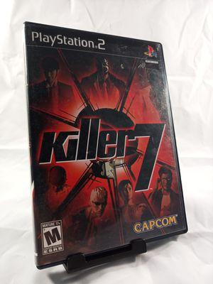 Killer 7 Cib for Ps2 for Sale in Phoenix, AZ