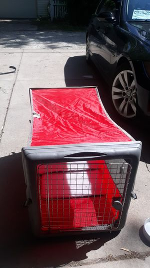 Collapsable pet kennel. Brand new for Sale in Lincoln, NE