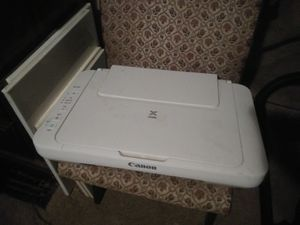 Printer new never used. No cords Vann by them on amaxon for Sale in Watertown, NY