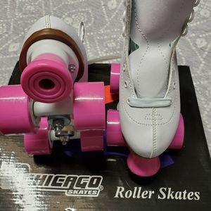 NEW- Girl's Chicago Roller Skates size 11c for Sale in Renton, WA
