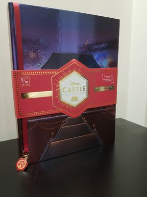 Mulan Imperial Palace Journal Disney Castle Collection for Sale in Atlanta, GA
