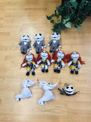 The nightmare before Christmas $4 each for Sale in Glendale, AZ