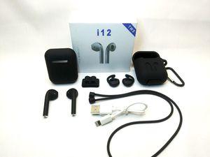 I12 TWS Bluetooth Earbuds Wireless Headphones for Sale in Frostproof, FL