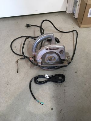 """Power Kraft 7 1/2 """" blade. Needs new cord which comes with for Sale in Hastings, NE"""