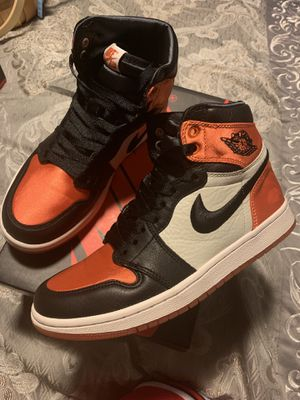 Jordan 1 satin shattered backboard for Sale in Falls Church, VA