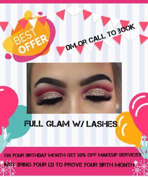 $25 Makeup Special for Sale in Pembroke Pines, FL