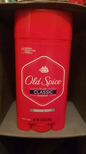 Old Spice Classic Original Scent 3.25oz for Sale in Wimauma, FL