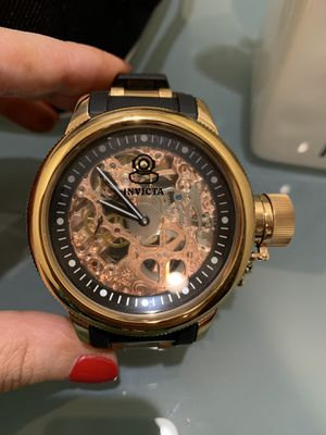 Brand New invicta watch! Rose gold tone for Sale in Potomac, MD