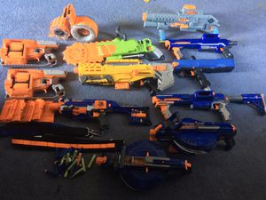 Nerf Guns for Sale in Stockton, MD