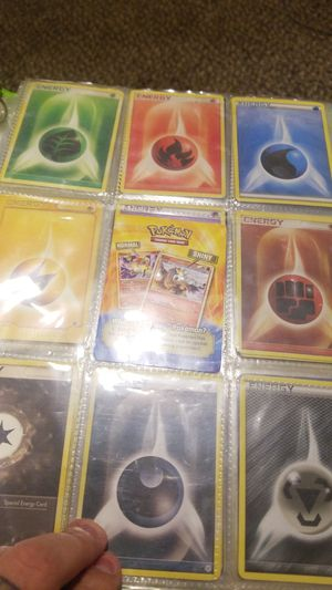 Small binder of pokemon for Sale in Reinholds, PA