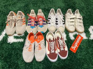 Adidas Nike Vans Shoes for Sale in San Diego, CA
