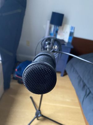 Audio Technica Microphone for Sale in Brooklyn, NY