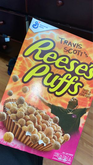 Travis Scott X Reese Puffs for Sale in Chicago, IL