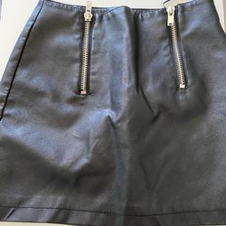 forever 21 leather mini skirt - pick up only for Sale in Las Vegas,  NV