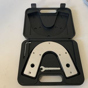 4-in-1 Aluminum Ladder Static Hinge with Wrench & Hard Case (1/2 kit) for Sale in Phoenix, AZ
