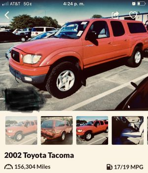 Toyota Tacoma for Sale in Cleveland, TX