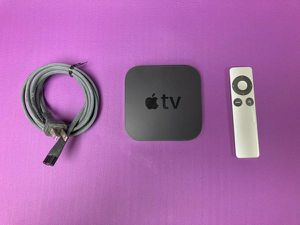 Apple TV (3rd Generation) HD Media Streamer - A1469 for Sale in San Diego, CA